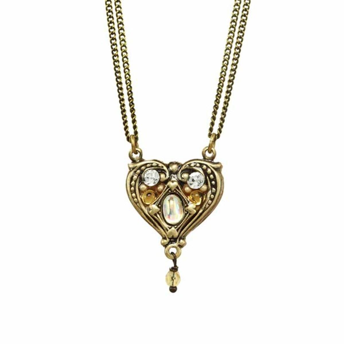 Golan Michal Heart Necklace