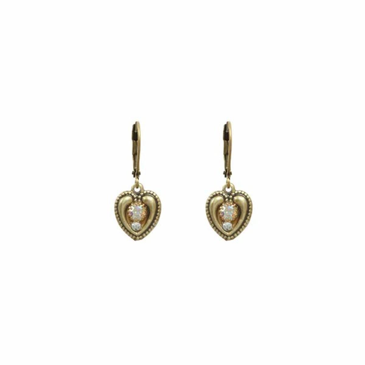 Michal Golan Jewelry Heart Earring