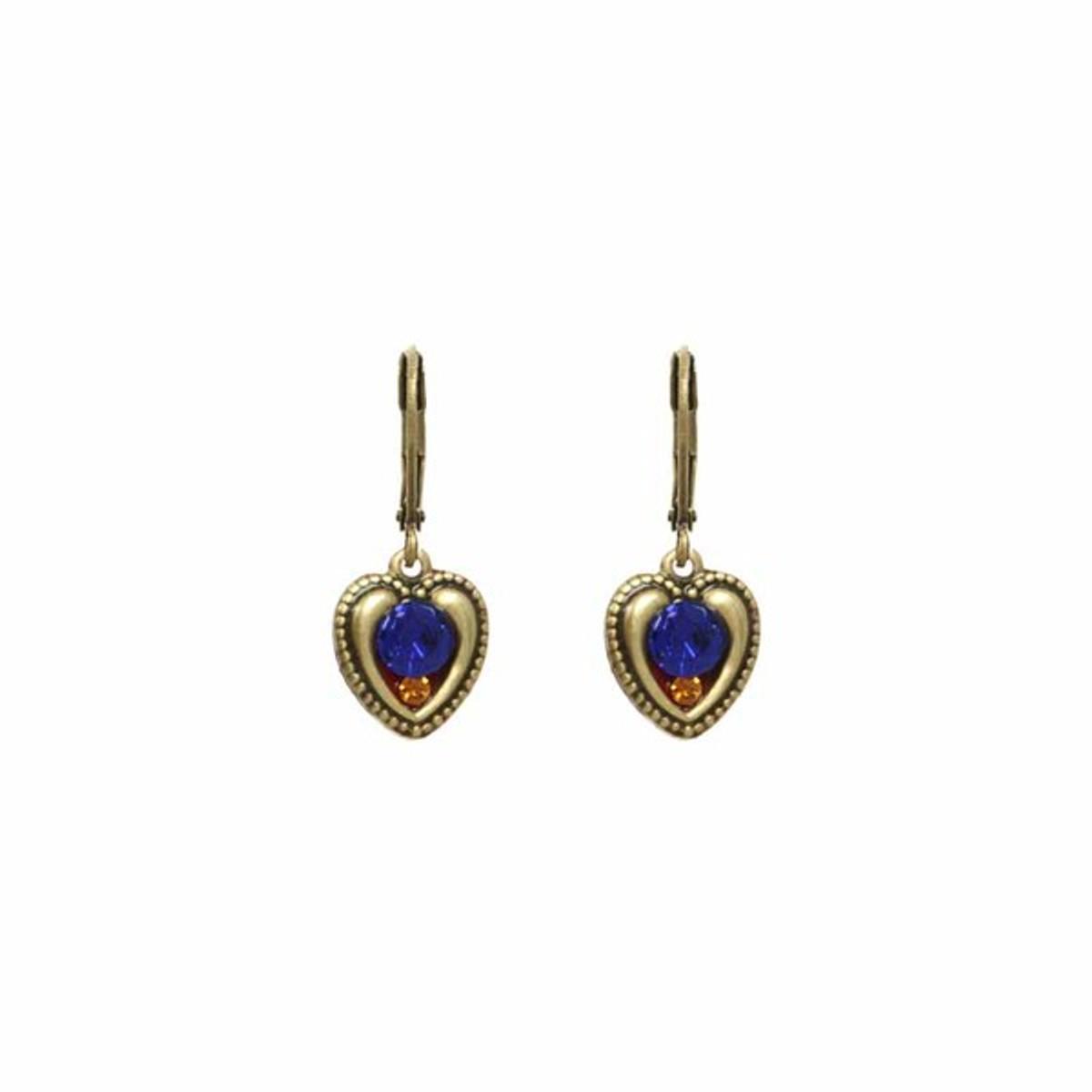 Michal Golan Jewellery Heart Earring