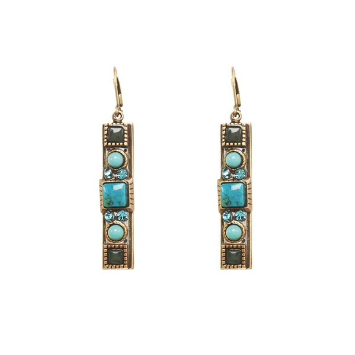 Golan Michal Jewelry Nile Style Earring - One Left