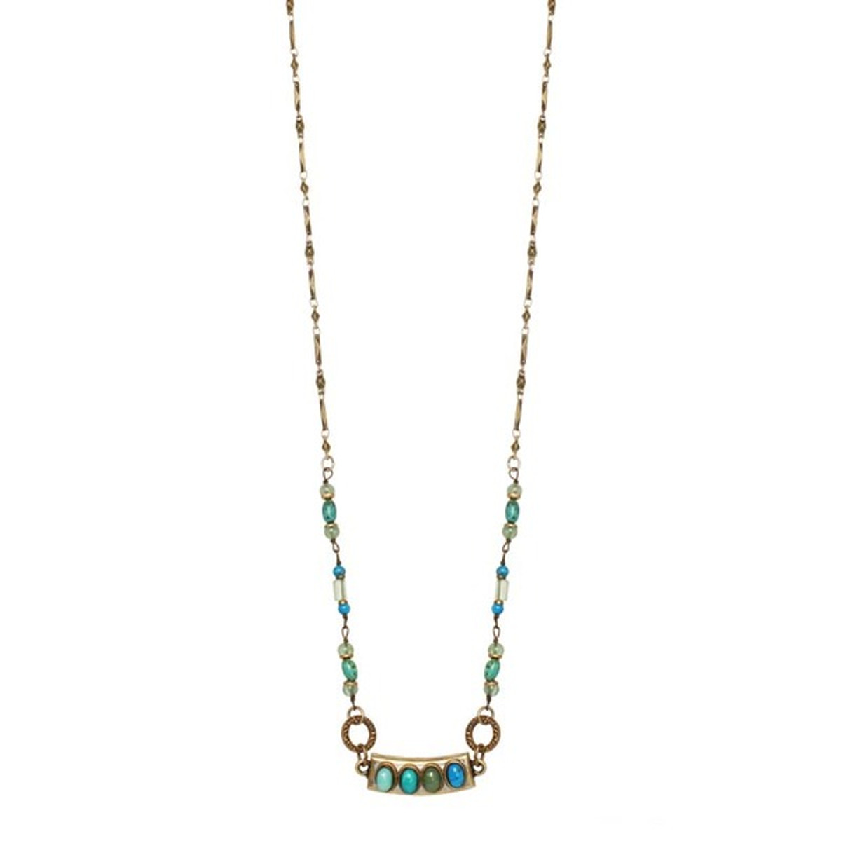 Blue Michal Golan Jewelry Nile Necklace