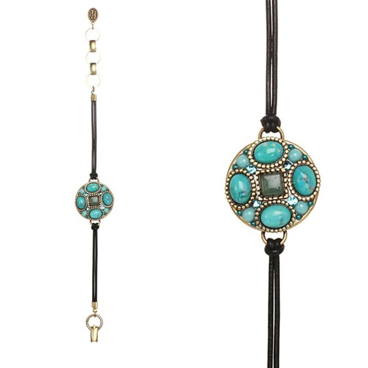 Nile bracelet from Michal Golan Jewelry