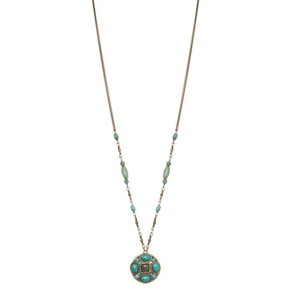 Michal Golan Jewelry Nile Turquoise Necklace