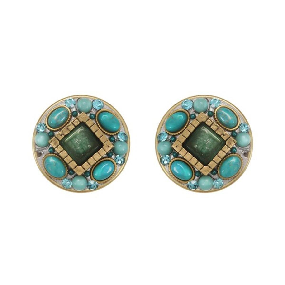 Michal Golan Turquoise Nile Earring