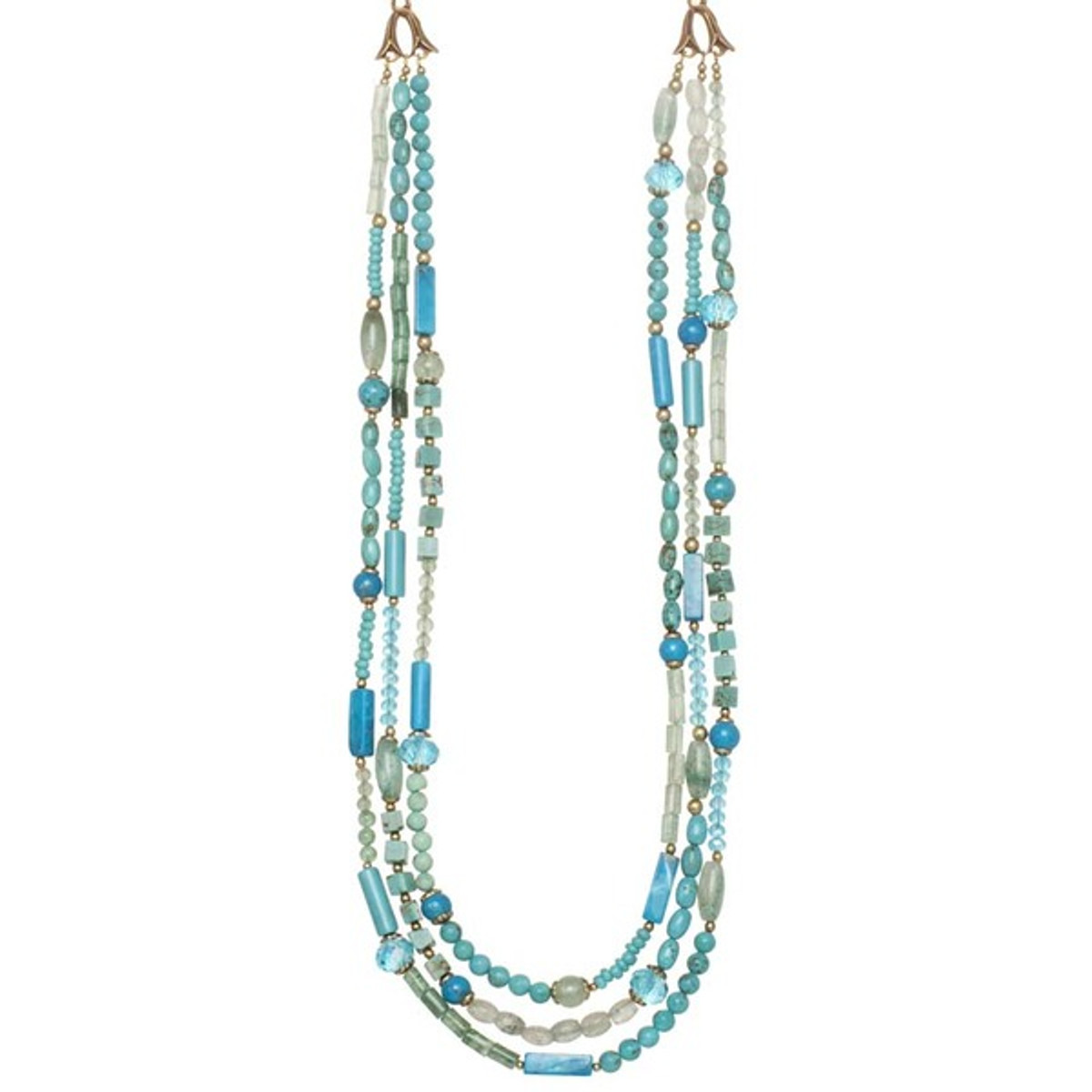 Turquoise Michal Golan Jewelry Nile Necklace