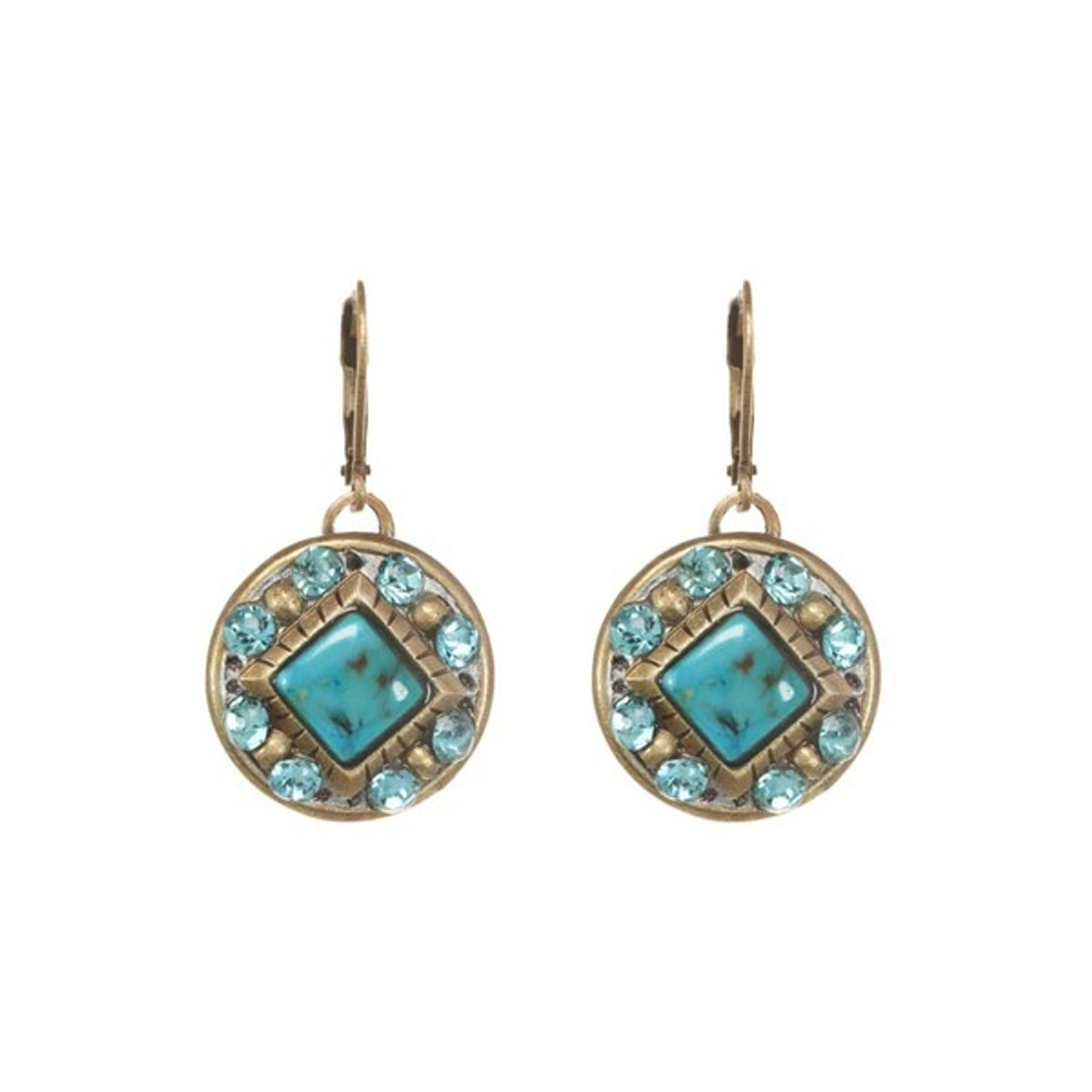 Nile earrings from Michal Golan Jewelry