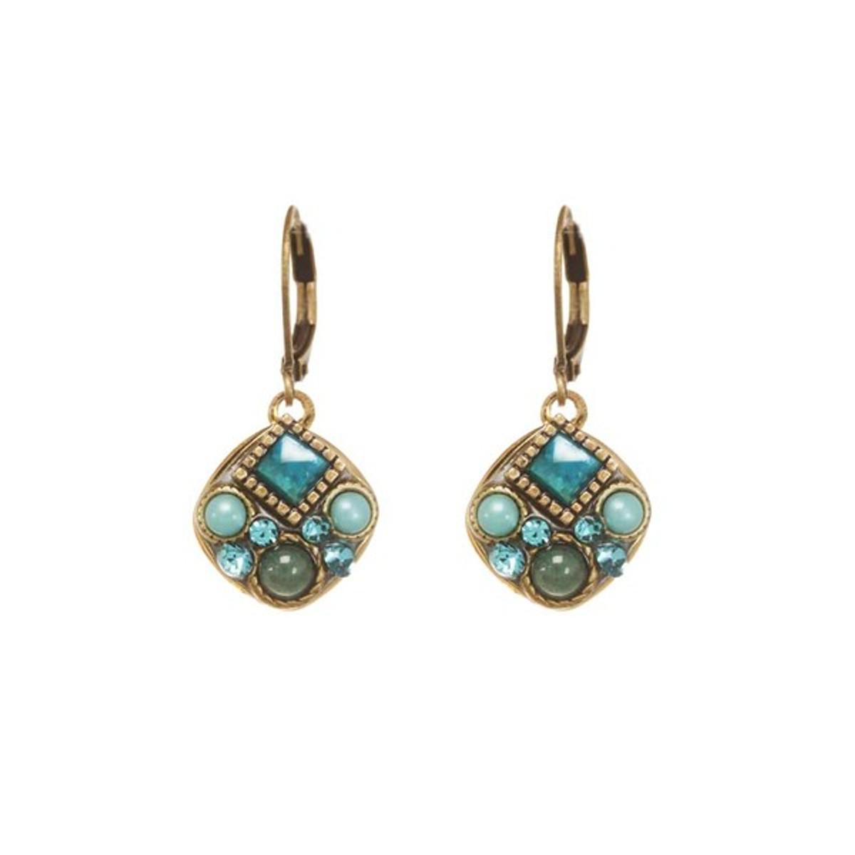 Turquoise Michal Golan Jewelry Nile Earring