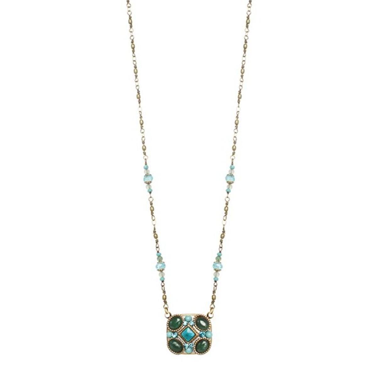 Turquoise Golan Jewelry Nile Necklace