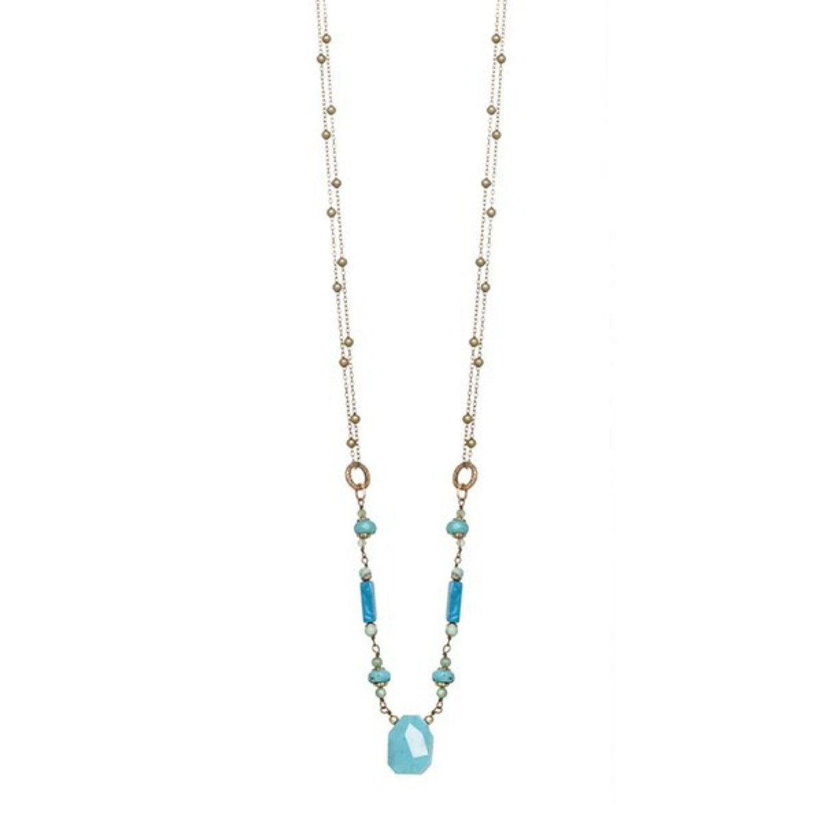 Michal Golan Jewellery Turquoise Nile Necklace