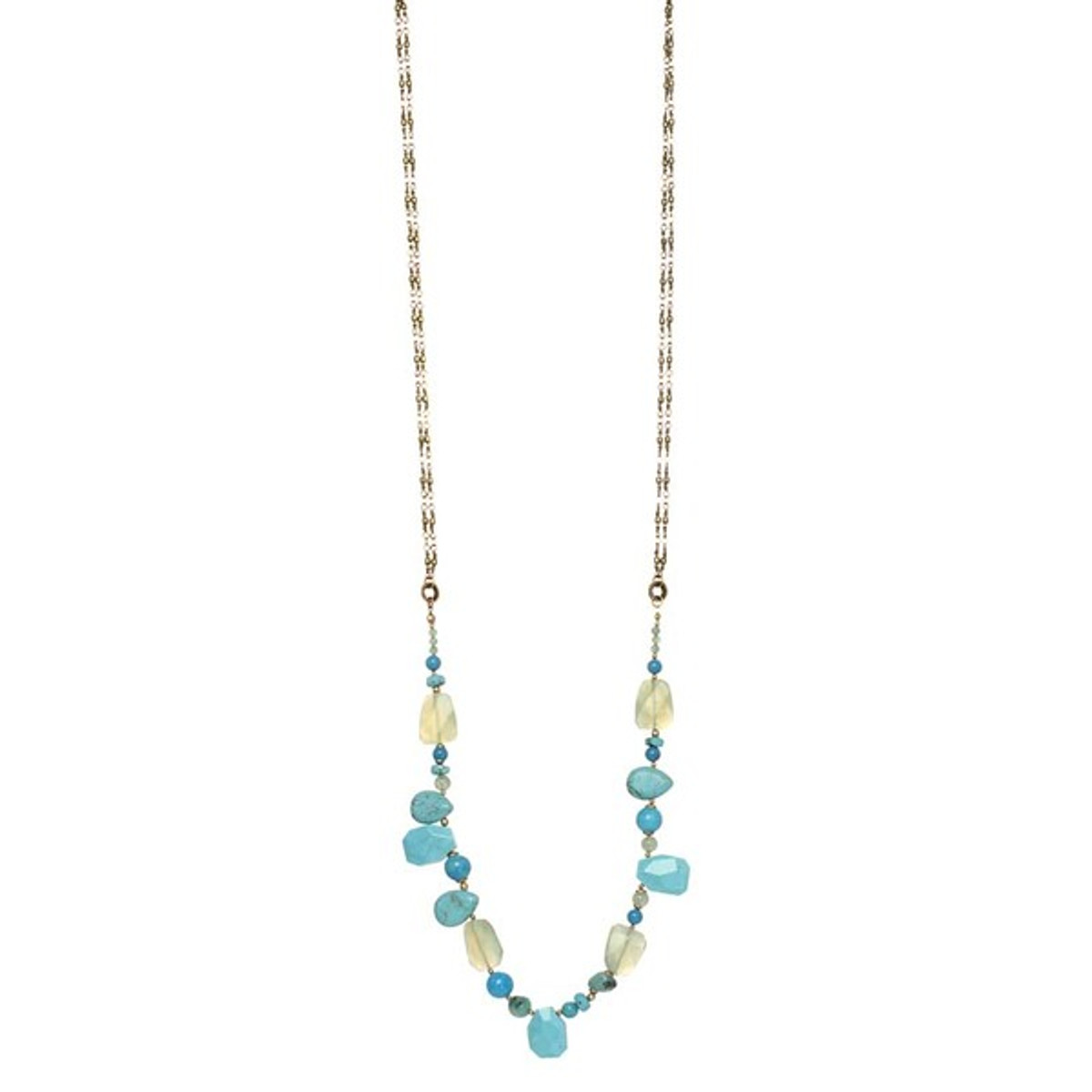 Turquoise Michal Golan Nile Necklace