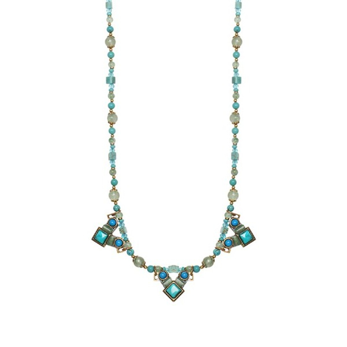 Nile Necklace by Golan Michal