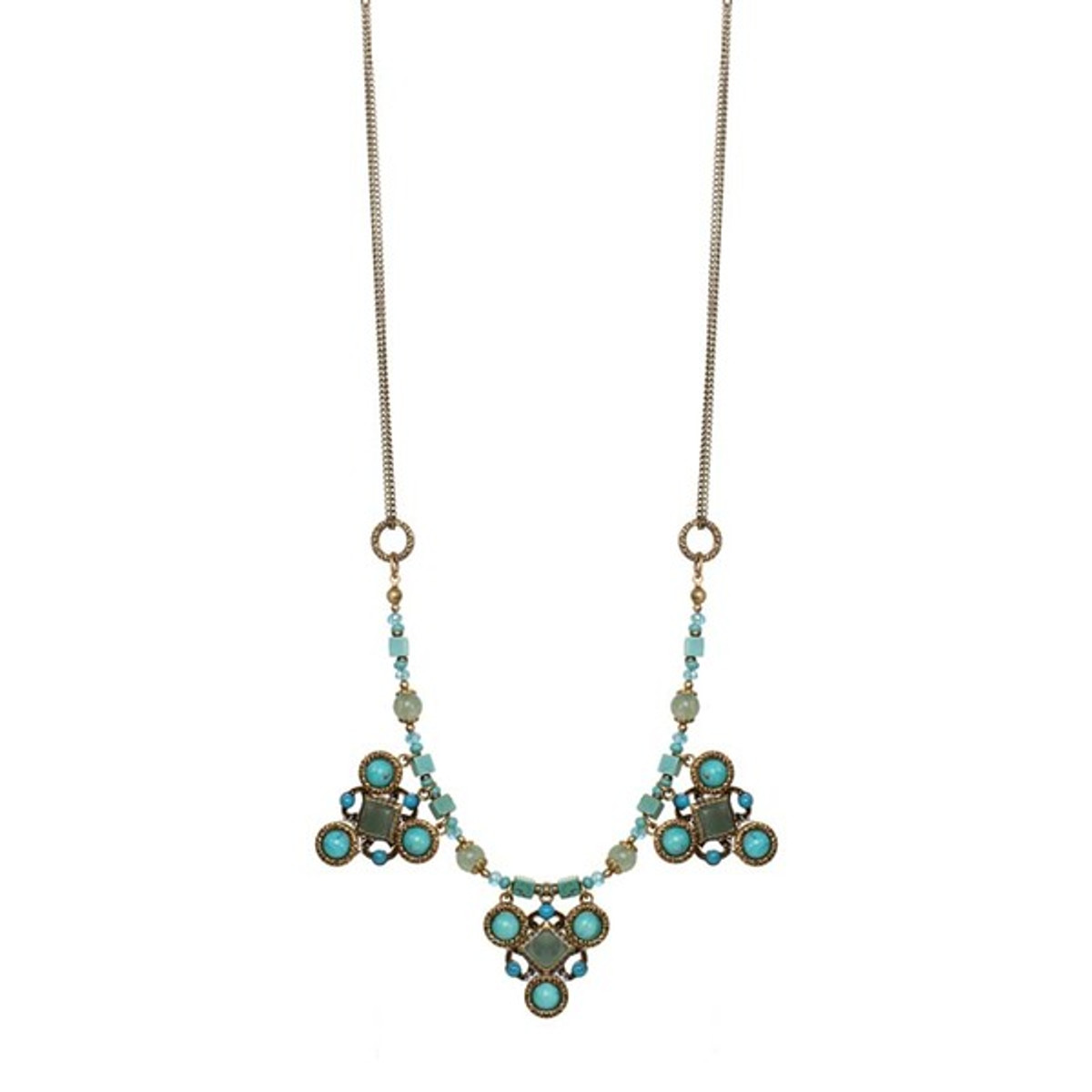 Golan Michal Turquoise Nile Necklace