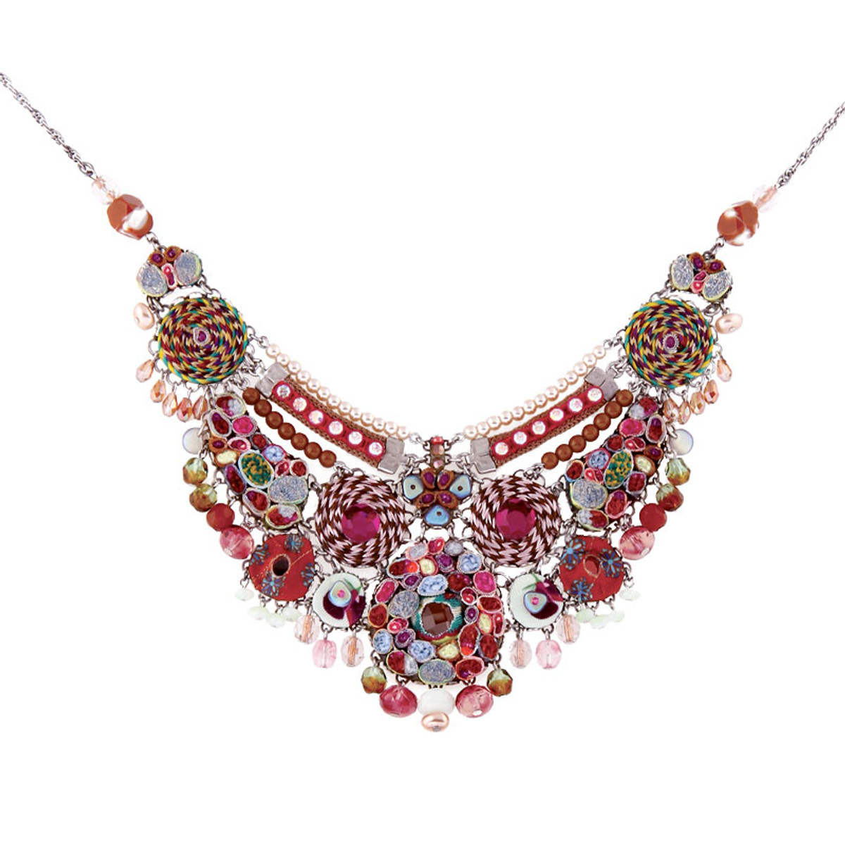 Ayala Bar Jewellery Daredevil  Red Earrings