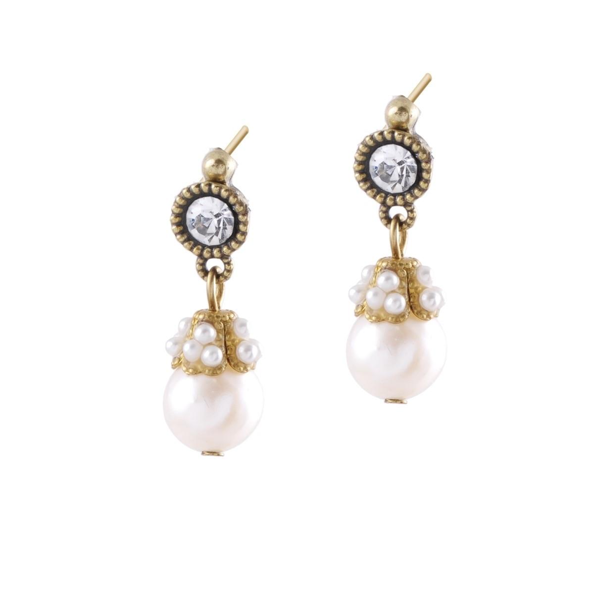 Michal Negrin Elegant Grace Earrings