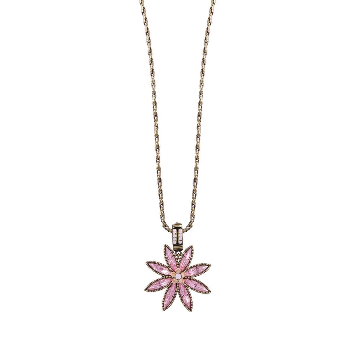Negrin Summer Bloom Star Necklace