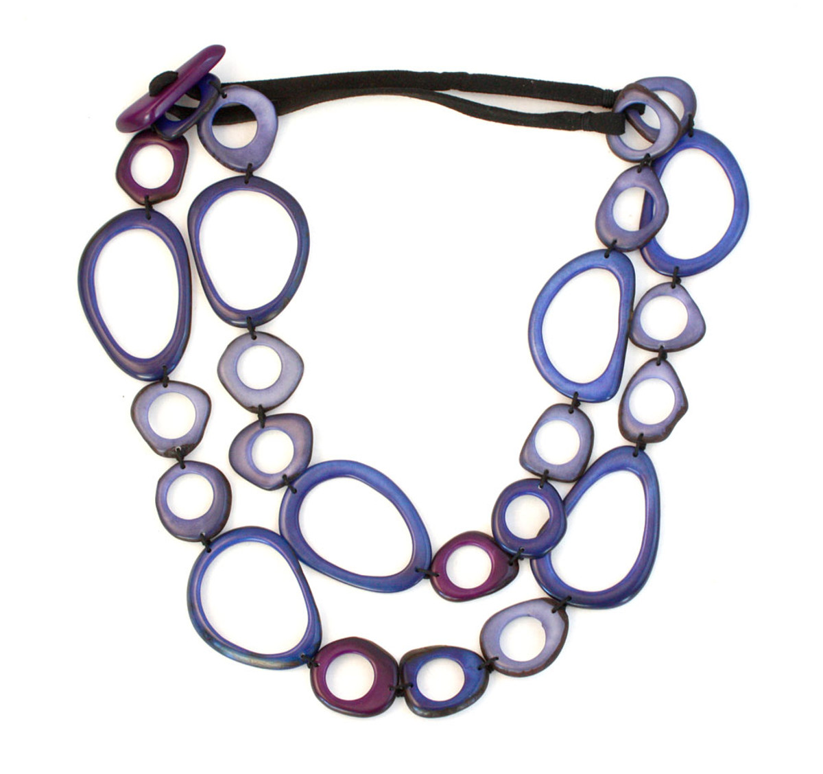 Ada Exotic necklace from Encanto Jewelry