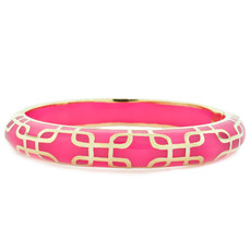 Andrew Hamilton Crawford Bracelet Sailor Pink and Gold