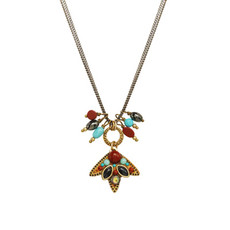 Southwest necklace from Michal Golan Jewelry