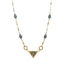 Southwest necklace by Michal Golan Jewelry