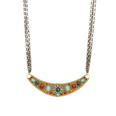 Michal Golan Jewellery Southwest Gold Necklace