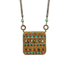 Michal Golan Southwest Necklace Gold
