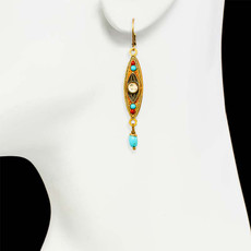 Southwest earrings from Michal Golan Jewelry - second image