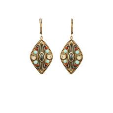 Michal Golan Jewelry Southwest Gold Earrings