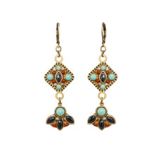 Michal Golan Jewellery Southwest Gold Earrings