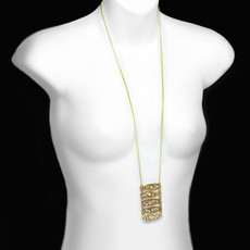 Michal Golan Icicle Necklaces Gold - second image