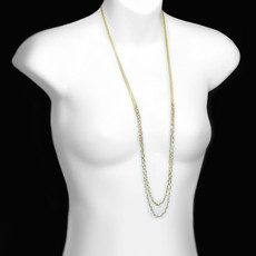 Michal Golan Jewelry Icicle Gold Necklaces - second image