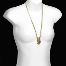 Michal Golan Jewellery Icicle Gold Necklaces - second image