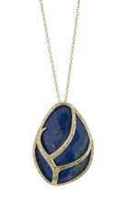 Marcia Moran Wisteria Necklace