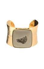 Marcia Moran Cuffs Gaige Bracelet Gold