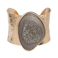 Cuffs Brence bracelet from Marcia Moran Jewelry