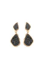 Marcia Moran Lake Buena Vista Earrings - One Left