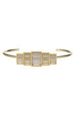 Grey Marcia Moran Jewelry Uma Bracelet
