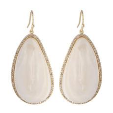 mother of pearl Marcia Moran Marcia Moran Mirabelle mother of pearl Earrings Earrings