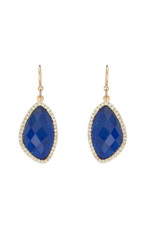 Lapis Lilly earrings from Marcia Moran Jewelry