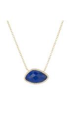 Blue Marcia Moran Jewelry Valencia Style Necklace