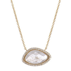Marcia Moran Valencia Necklace White