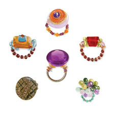 Orna Lalo Six Rings Holiday Gift Set