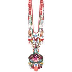 Ayala Bar Polyanthus Long and Layered Necklace