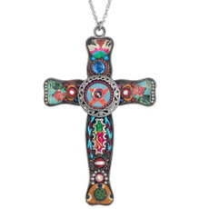 Ayala Bar Classic Faith Large Cross