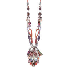 Ayala Bar Verona Long and Layered Necklace - One Left