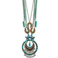 Ayala Bar Acadia Long and Layered Necklace - One Left