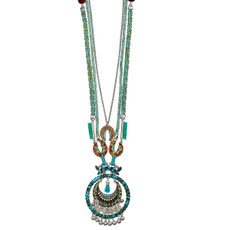 Ayala Bar Acadia Long and Layered Necklace