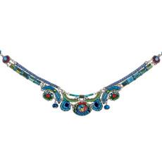 Blue Ayala Bar Juniper Necklace