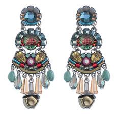 Turquoise Ayala Bar Willow Earrings