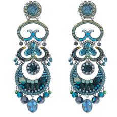 Blue Ayala Bar Clarity Earrings