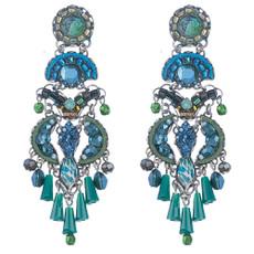 Ayala Bar Fall 2017 Blue Earrings Clarity
